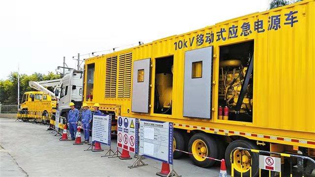 湖南永州东安发电机出租租赁月租1000千瓦选双速机电公司