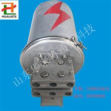 华来特优质新型杆用铝合金接头盒接续盒光缆接头盒电力金具