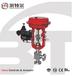 專業供應氣動高壓角式調節閥不銹鋼氣動調節閥氣動閥門