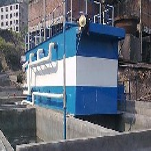 欧莱熙环保设备碳钢一体化污水处理设备图片