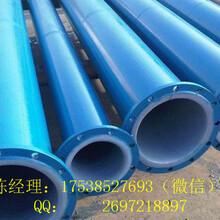水处理系统/钢衬塑复合管道厂家洛阳国润新材
