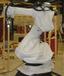 订做工业机器人防护服