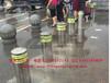 固定式路桩价格防冲撞路桩武汉路桩效果图不锈钢防撞路桩湖北路桩生产厂家