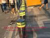 武漢路樁訂制升降柱不銹鋼升降立柱景區升降柱學校專用路樁