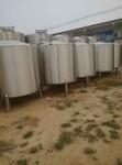 梁山海天油脂二手不锈钢储罐二手化工设备二手30吨不锈钢储罐