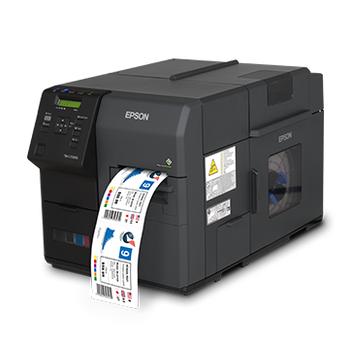 供應EPSONC7520G彩色工業級標簽打印機