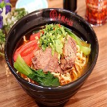 壹殿仟麺加盟总部图片
