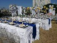 中西式婚宴定制,中式围餐西餐按位上海鲜自助餐上门包办服务图片