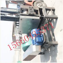 安徽圆管压扁切断机一体机生产厂家图片