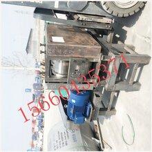 废旧钢管切断机650钢筋切断机图片