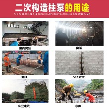 混凝土二次构造泵广安有没有卖的图片