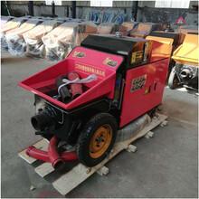 红河细石混凝土小泵车经销店图片