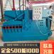 250噸鱷魚式廢金屬剪切機
