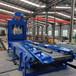 銷售廢鐵剪切機和自動翻板龍門剪設備工廠