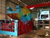 160吨铝削压块机钢刨花铝削压块机