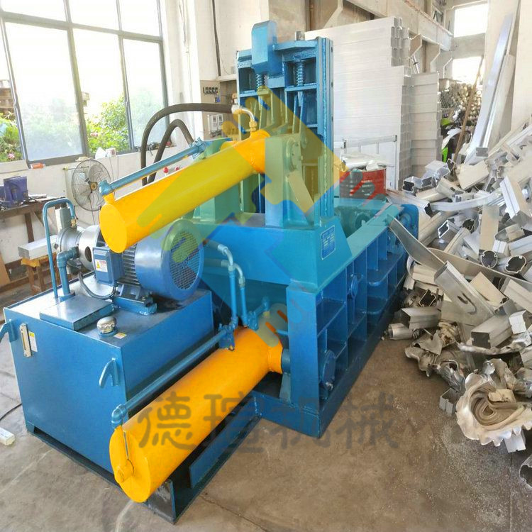 废铁钢屑压块机厂家