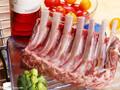 青岛批发进口牛羊肉西餐料理食材牛仔骨战斧牛排羊排价格图片