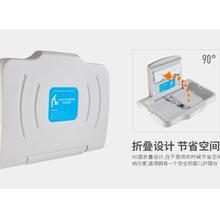 佳悦如今鑫品牌J-YE002型婴儿护理台折叠板但智慧之骨挂墙式安装母婴室整理尿布台图片
