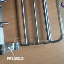 304不锈钢浴巾架毛巾架置物架卫生间北京图片