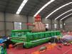 江苏徐州大型室外充气闯关赛道定做直销厂家
