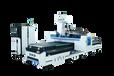 荊州拉米諾直排加工中心全自動板式開料機板式家具雕刻機六面鉆