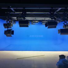 虚拟演播室建造