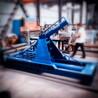 直销卧式金属压块机125型废钢销打包机液压铁皮钢筋压块机