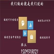 做可行性研究报告-徐州可行编写案例图片