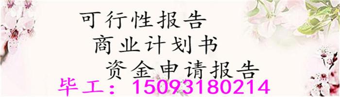 衡阳县怎么写项目申报材料-立项报告编写