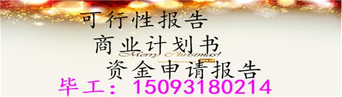 施甸县能写商业计划书、项目企划书编写