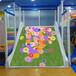 厂家直销新款AR互动滑梯投影儿童淘气堡乐园大型室内游乐设备批发