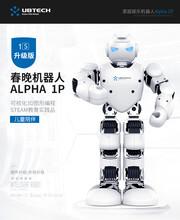 阿尔法跳舞机器人春节晚会表演机器人机器人跳舞智能机器人厂家