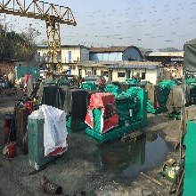 廣西河池南寧發電機出售,維修,柴油發電機租賃圖片