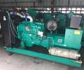 200KW东风康明斯发电机出售九成新二手发电机组