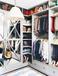 小空间收纳改造300招空间利用最大化墙壁也能变成宽敞衣帽间