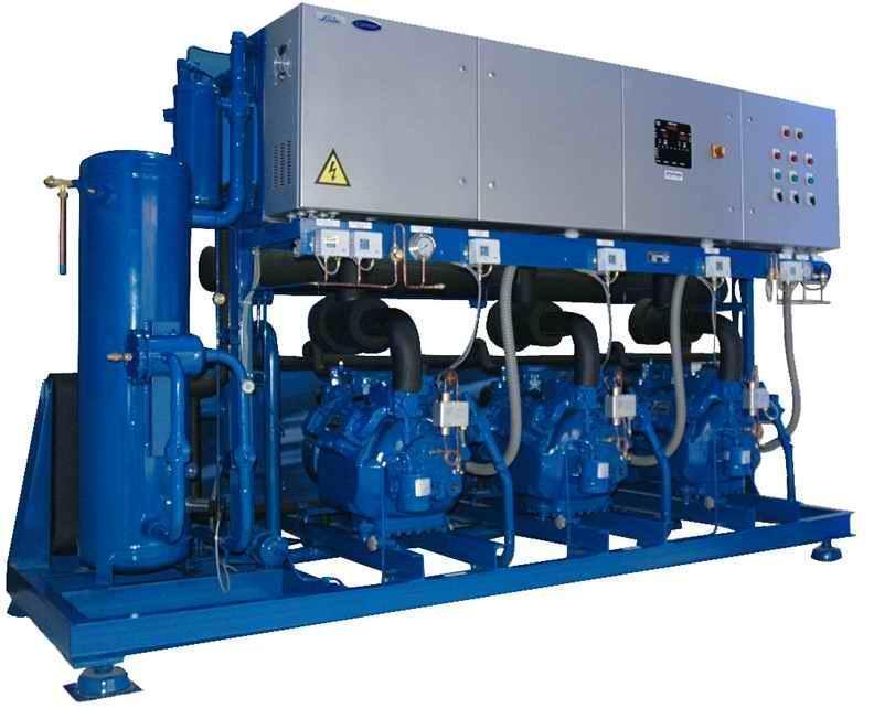 北京二手冷库回收二手冷库机组回收冷库拆除回收
