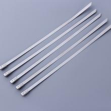 厂家批发各种规格优质不锈钢扎带,性价比高,欢迎咨询图片
