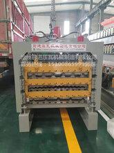 沧州前进压瓦机厂-彩钢压瓦机-彩钢设备