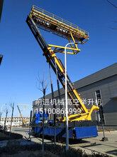 浙江高空制瓦机钢结构举升压瓦机高空压瓦机租赁业务图片