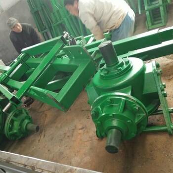 山东植树造林挖坑机悬挂式钻冰机