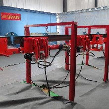 矿用液压管带输送机电缆液压悬挂装置200米单轨吊图片