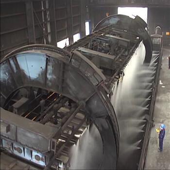 景觀造霧降塵技術高壓微霧廠家電廠干物降塵煤場除塵
