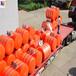 天津塑料拦污浮筒厂家供货