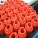 丹东胶管孔径120mm塑料浮子品质保证