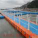 济南海上浮桥水上游泳池游船码头厂家直销价