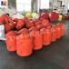 山南挖泥船配套耐酸碱管线浮子零售最低价