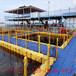 鄂州儿童水上乐园设施船舶钓鱼平台厂家供货
