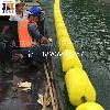 东莞塑料拦污浮筒,高分子拦污排施工安装指导