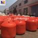 咸宁浮筒式拦污浮排拦污专用浮筒施工安装指导