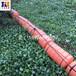 宜春直徑30公分兩半片螺栓固定式掛網攔污浮筒施工安裝指導